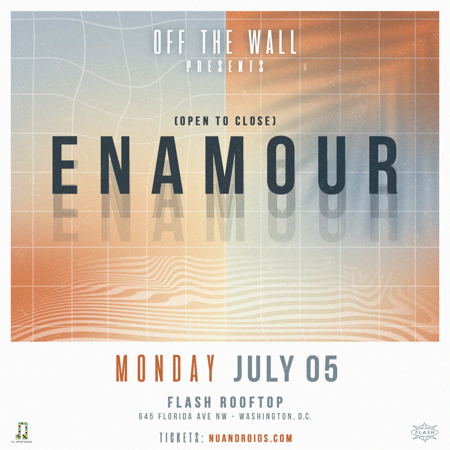 Off The Wall Presents: Enamour event thumbnail