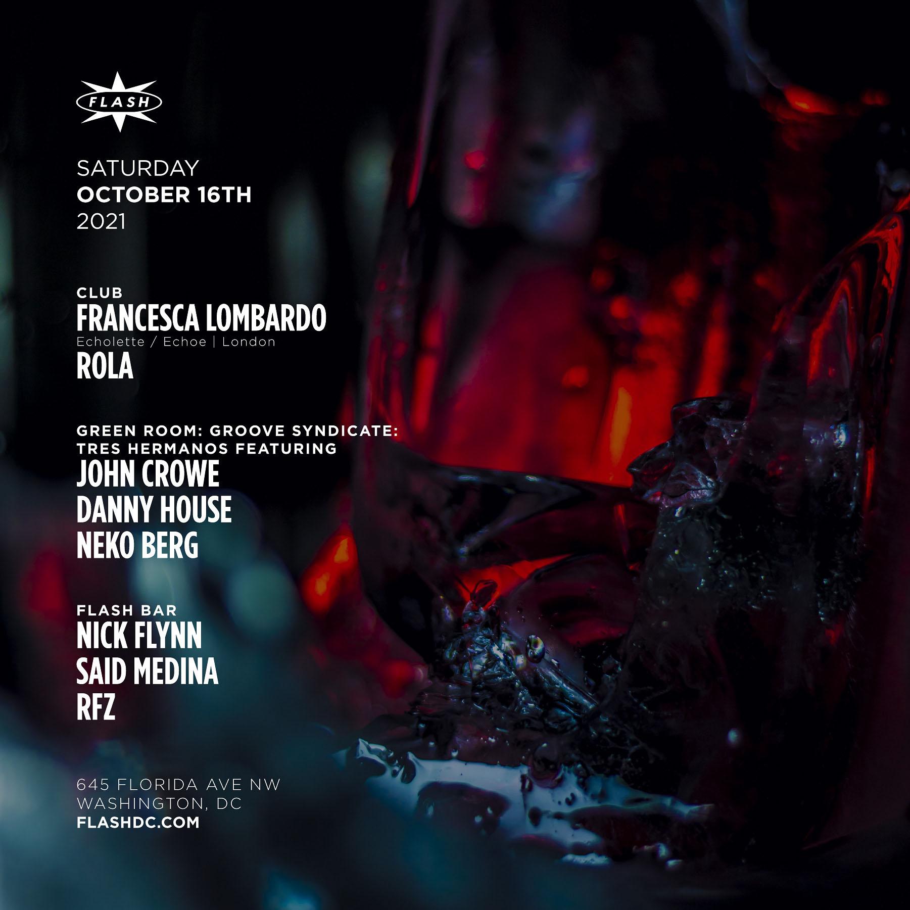 Francesca Lombardo - Rola event thumbnail