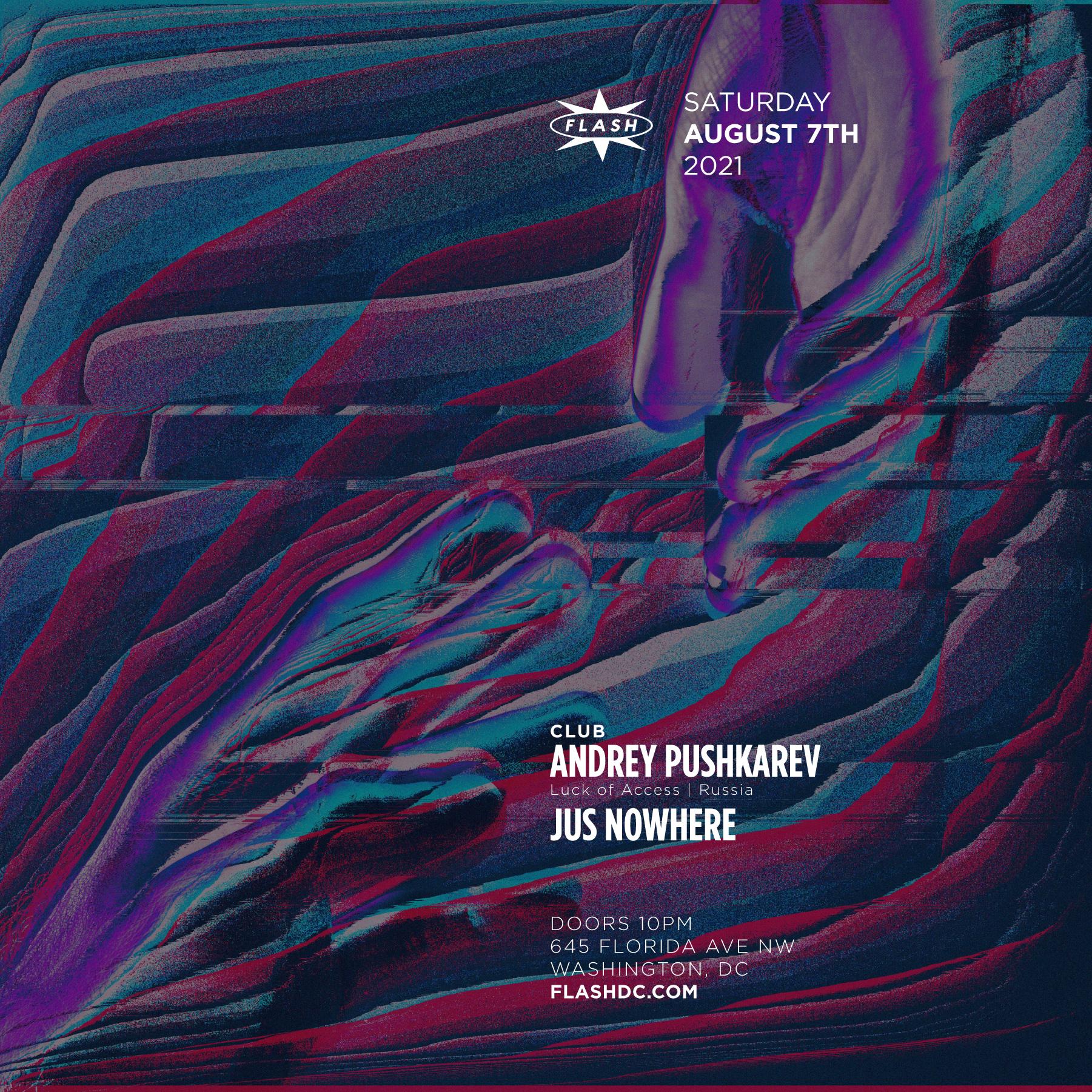 Andrey Pushkarev event thumbnail