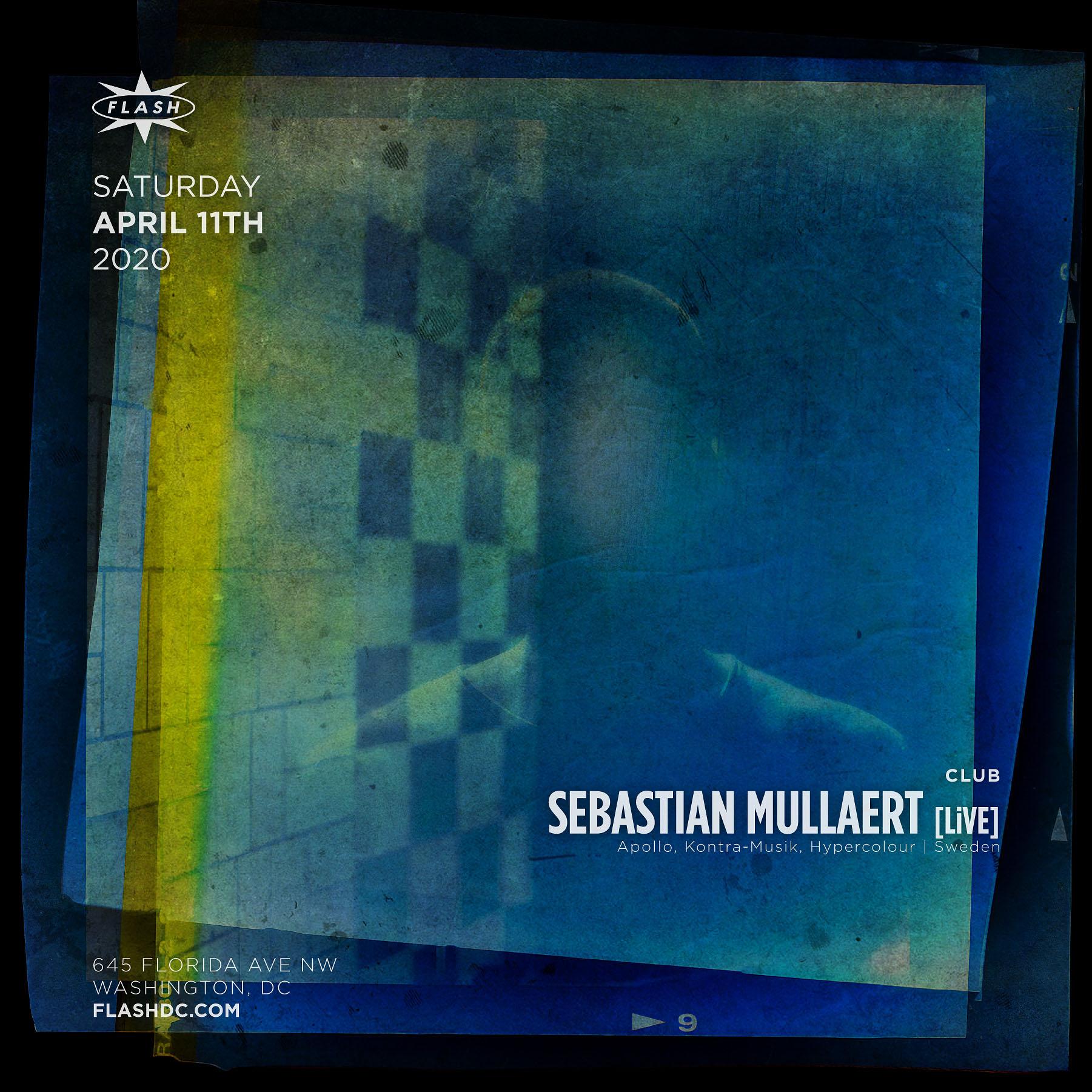 Sebastian Mullaert LiVE event thumbnail