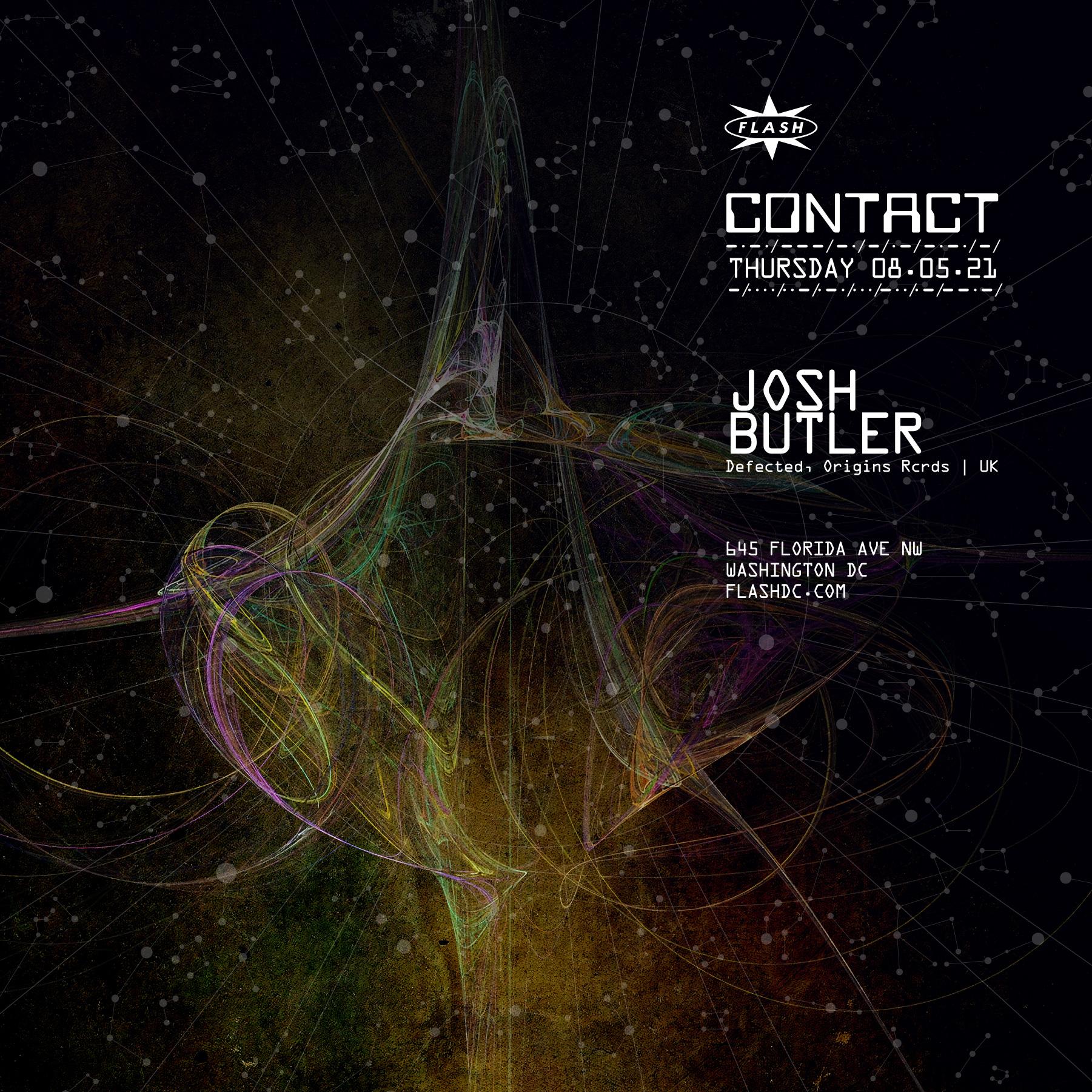 CONTACT: Josh Butler event thumbnail