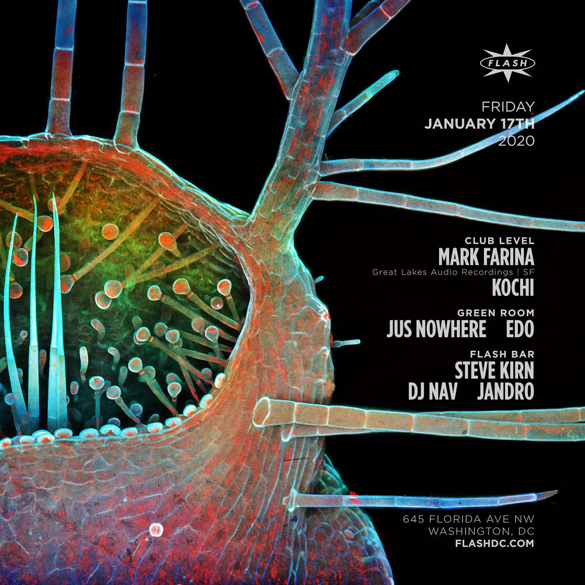 Mark Farina event thumbnail
