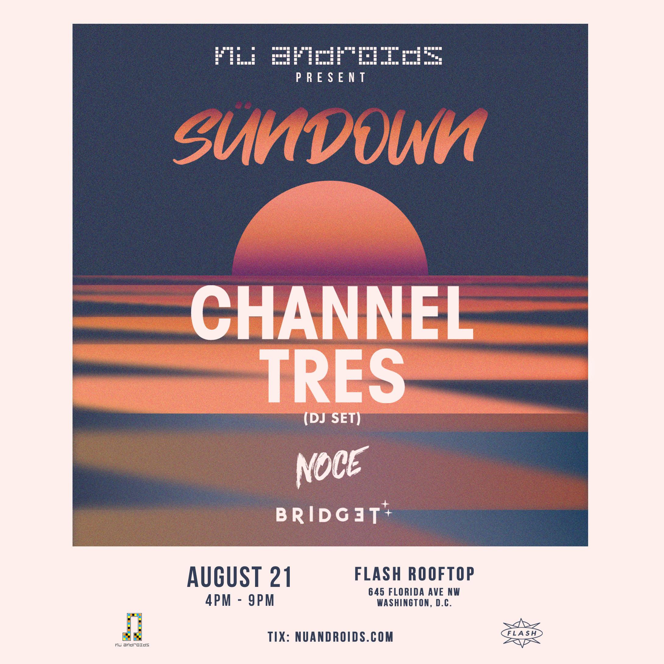 SünDown: Channel Tres event thumbnail