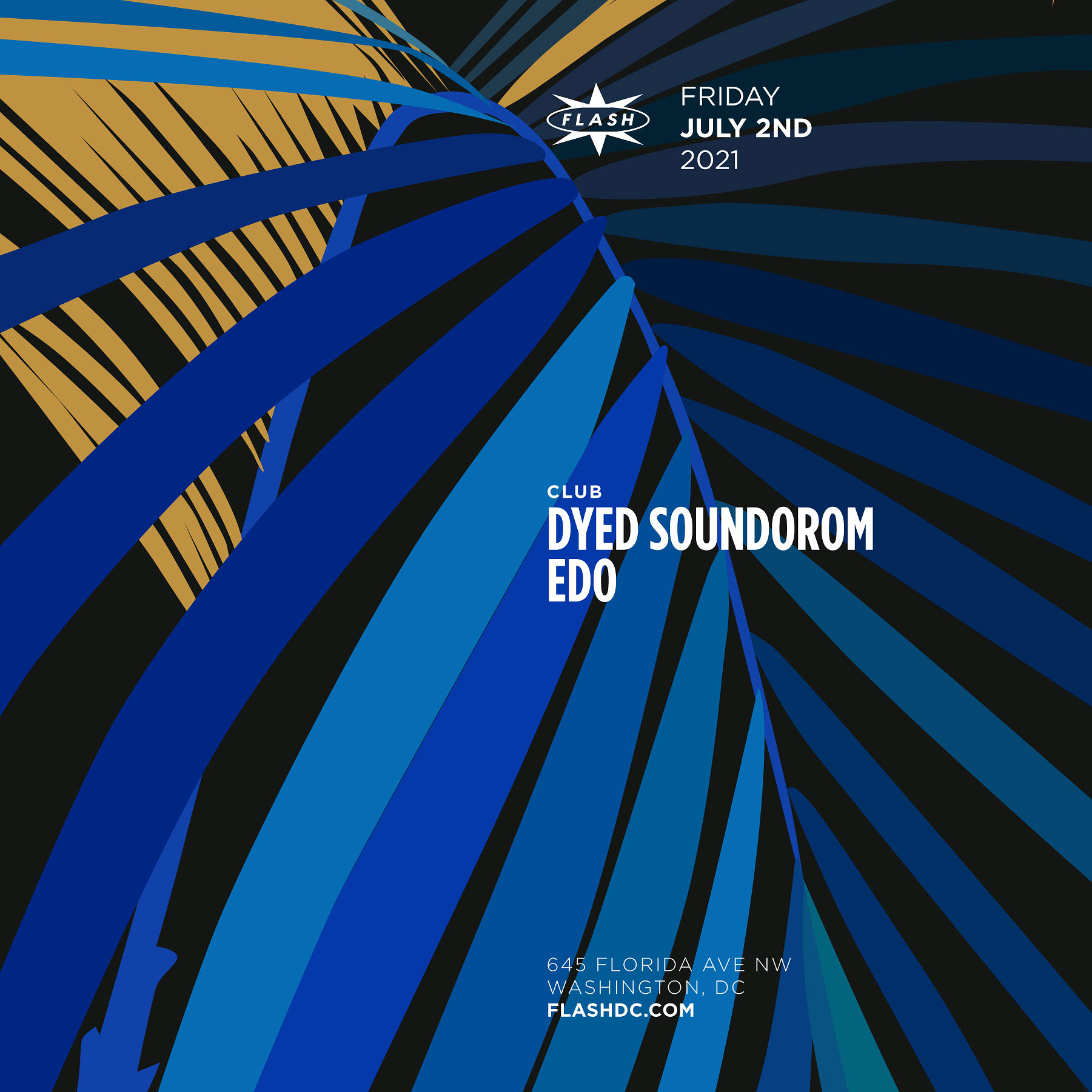 Dyed Soundorom event thumbnail