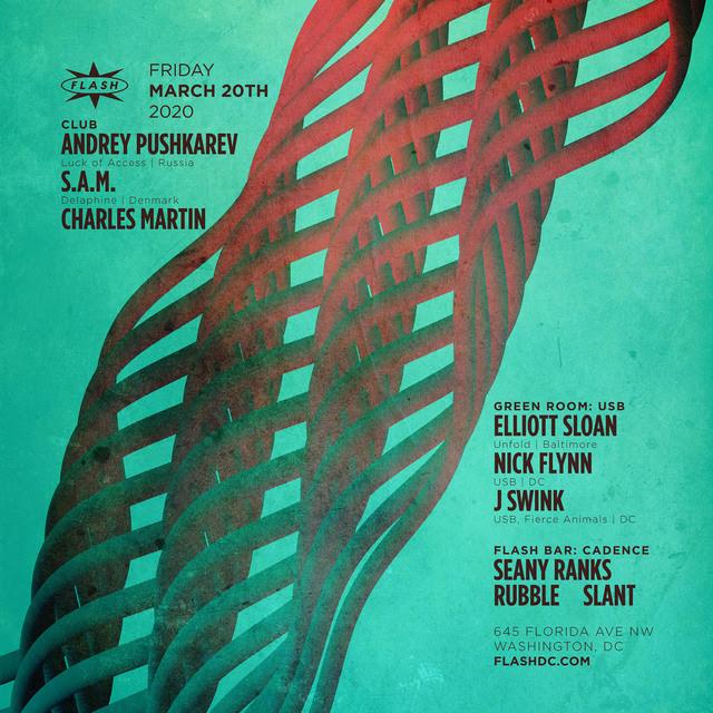 [Postponed] Andrey Pushkarev - S.A.M. event thumbnail