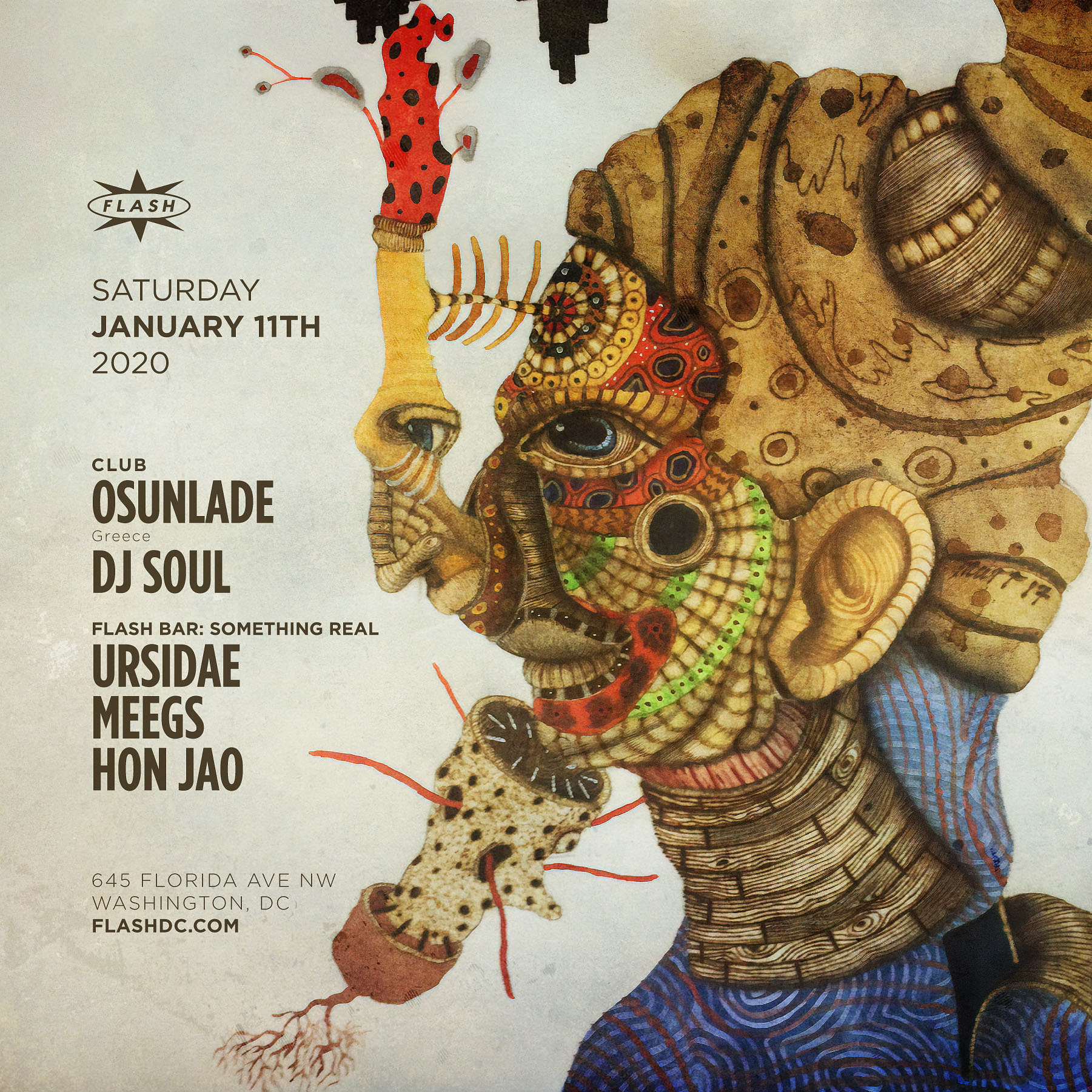 Osunlade event thumbnail