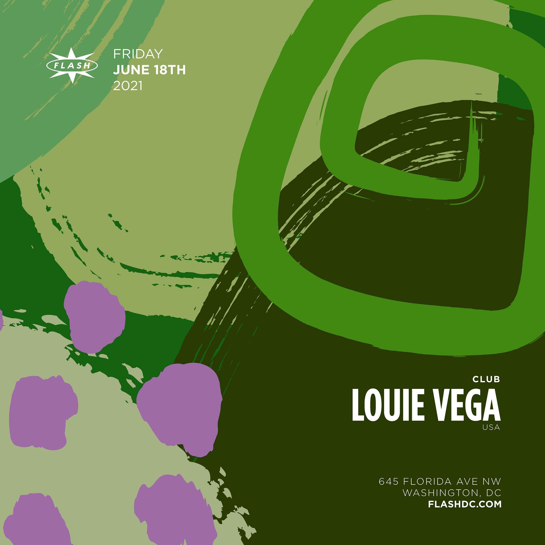 Little Louie Vega event thumbnail