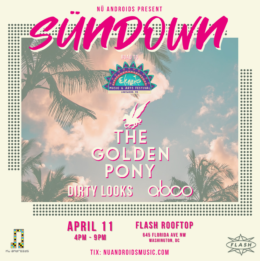 Road to Elements: Sundown feat. Golden Pony event thumbnail