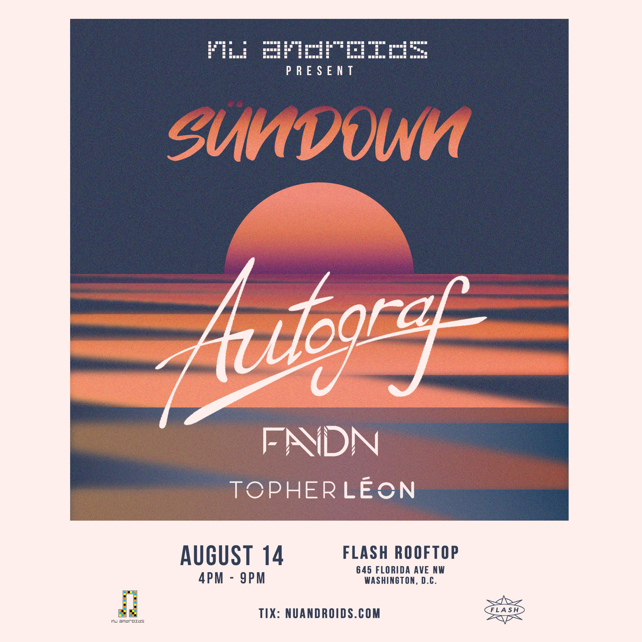 SünDown: Autograf event thumbnail