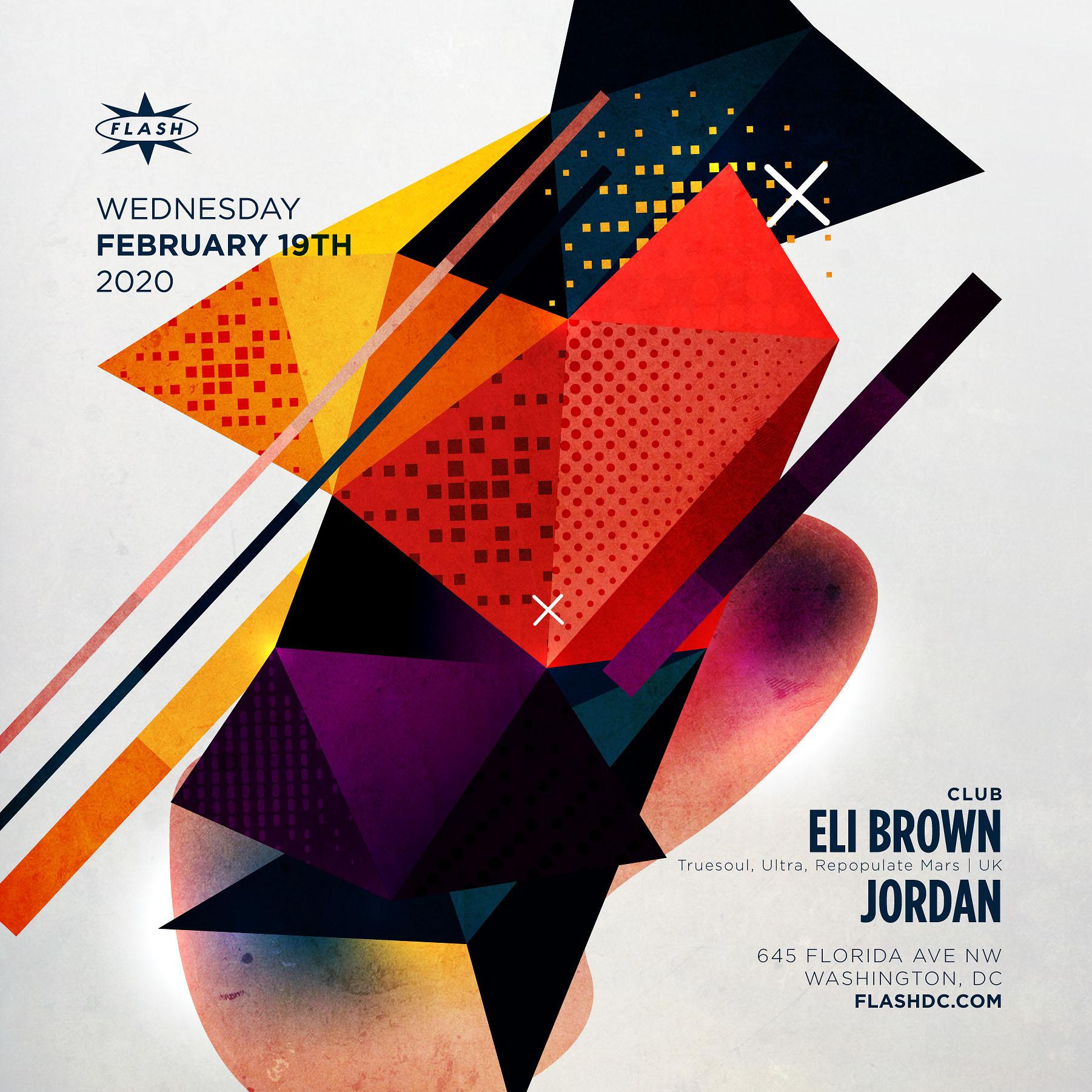 Eli Brown event thumbnail
